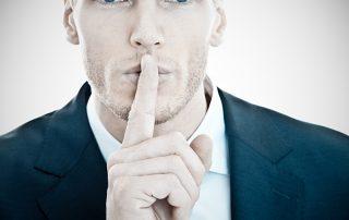 Pssst - betriebsverfassungsrechtliche Geheimhaltungsverpflichtung!