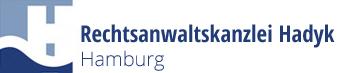 Kanzlei Hadyk Logo